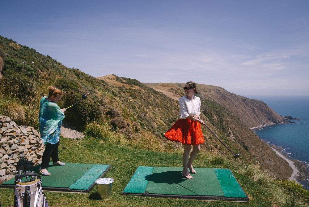 Well Travelled Bride Wellington Destination Wedding Guide - Boomrock Golf