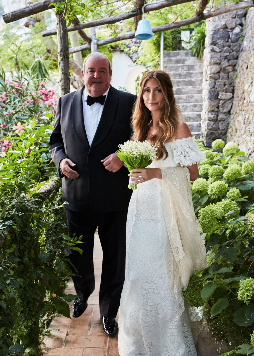 Well Travelled Bride Kristen O'Neill Positano Weddings