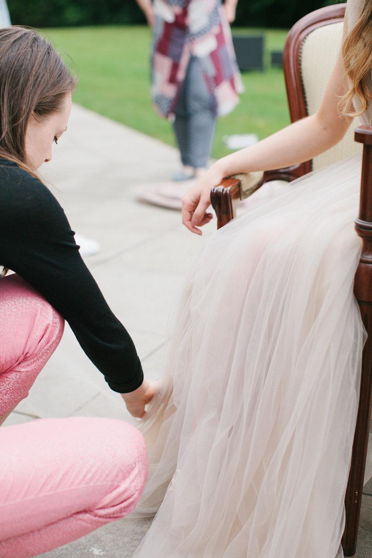 Well Travelled Bride Scottish Highlands Wedding Kelsey Genna