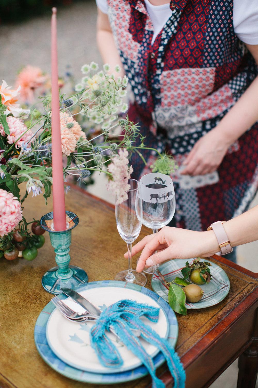 Well Travelled Bride Scottish Highlands Wedding Stylist