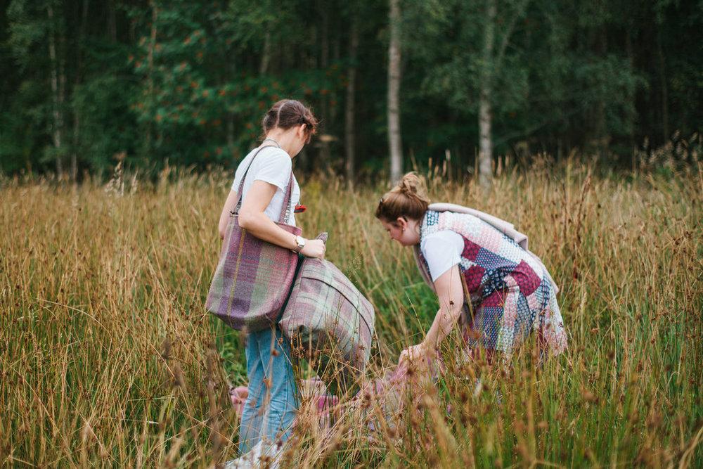 Well Travelled Bride Scottish Highlands Behind the Scenes