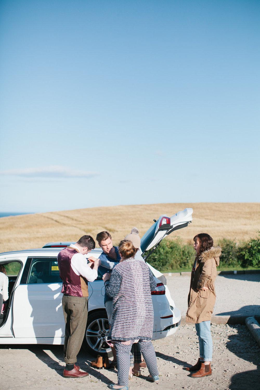 Well Travelled Bride Scottish Highlands Roadtrip