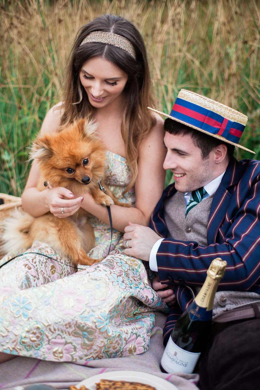 Well Travelled Bride Scottish Highlands Wedding Picnic