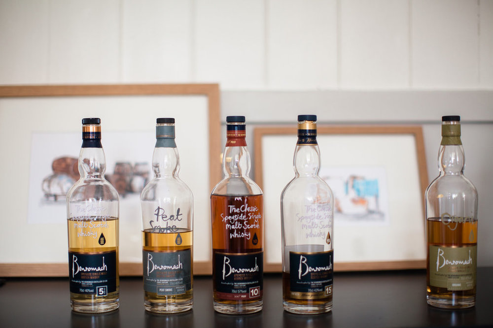 Well Travelled Bride Scottish Whiskey