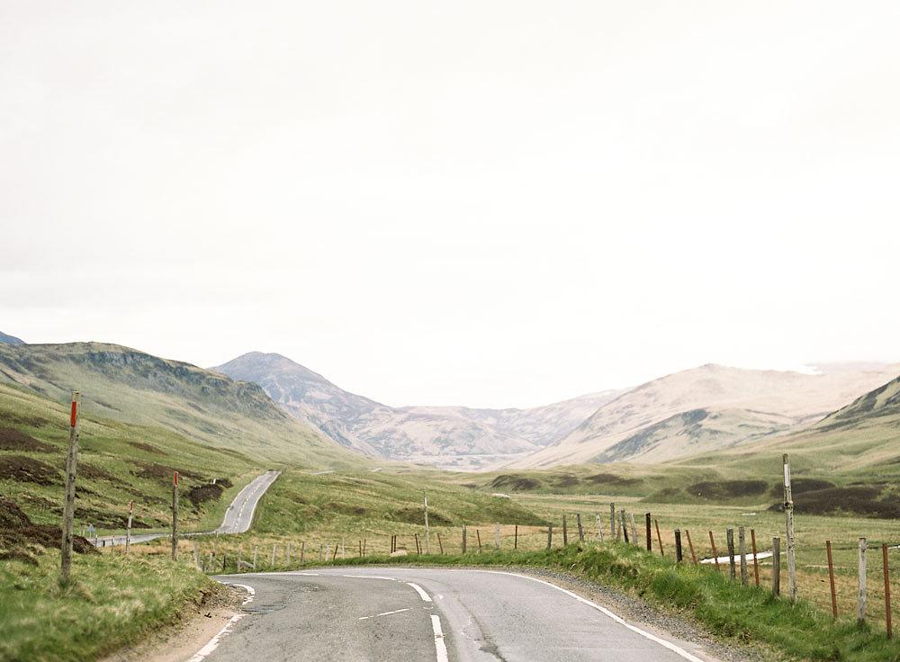 Well Travelled Bride Scottish Highlands