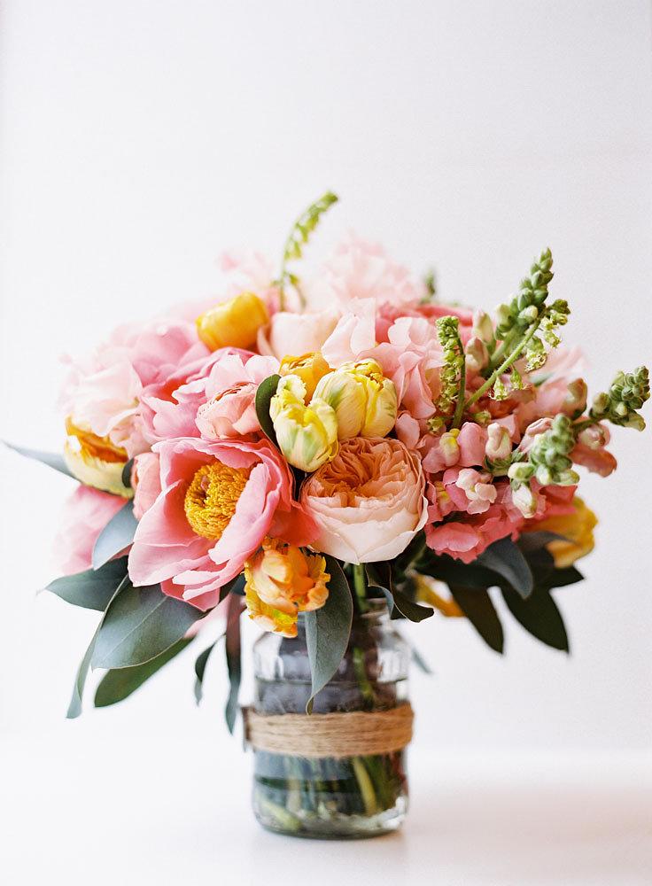 Well Travelled Bride Scottish Wedding Florals