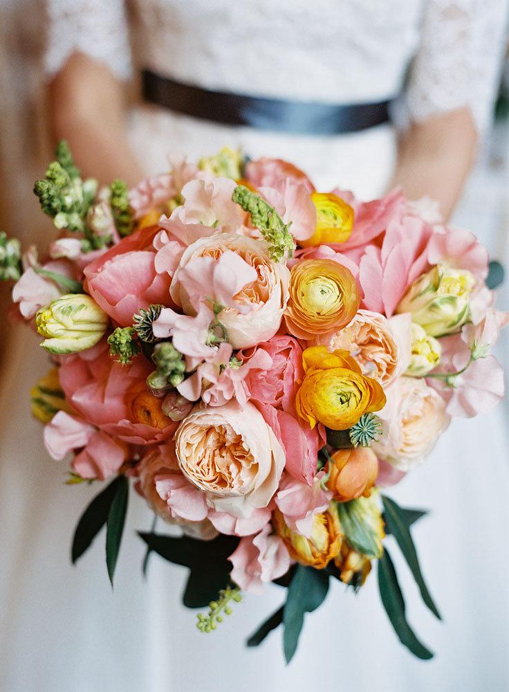 Well Travelled Bride Scottish Highlands Wedding Florals