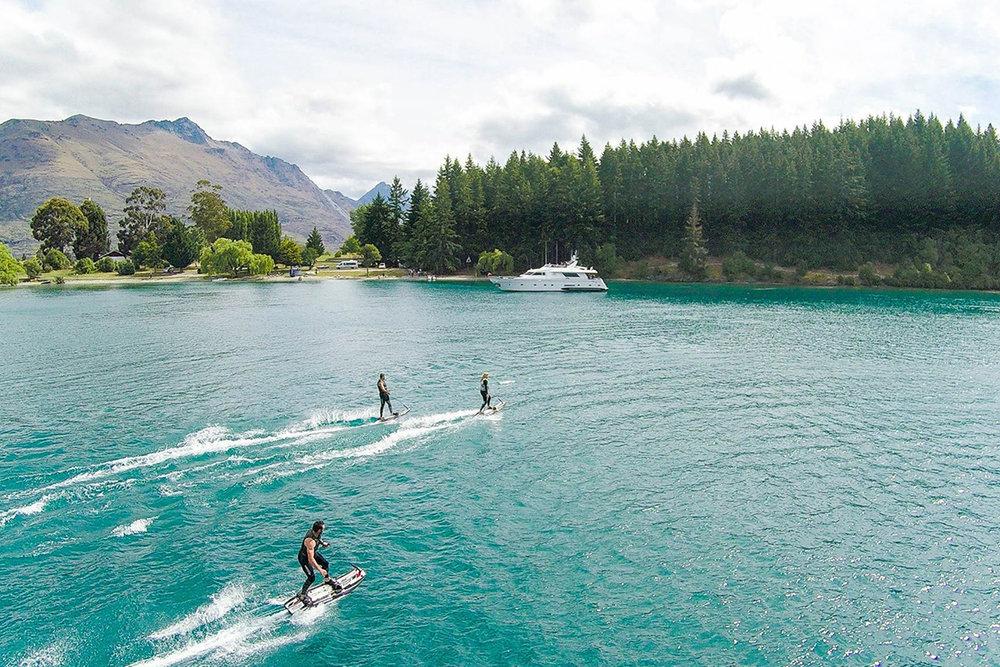 Well Travelled Bride Adventure Honeymoon Lake Wanaka Jetboards.jpg