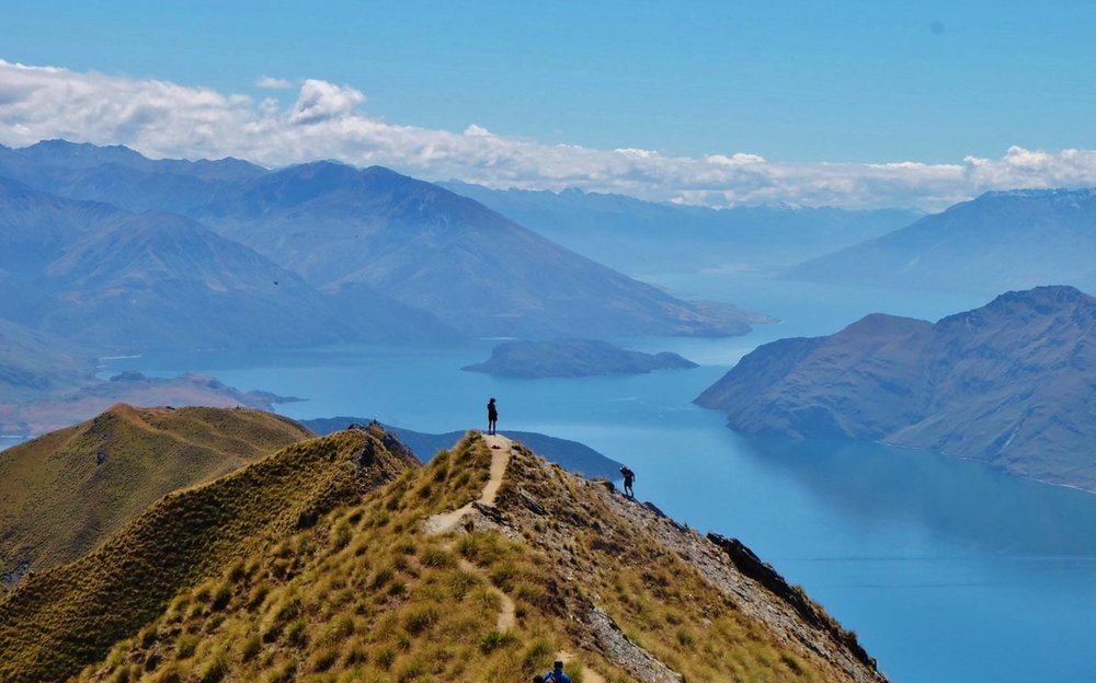 Well Travelled Bride Lake Wanaka Roys Peak Track.jpg