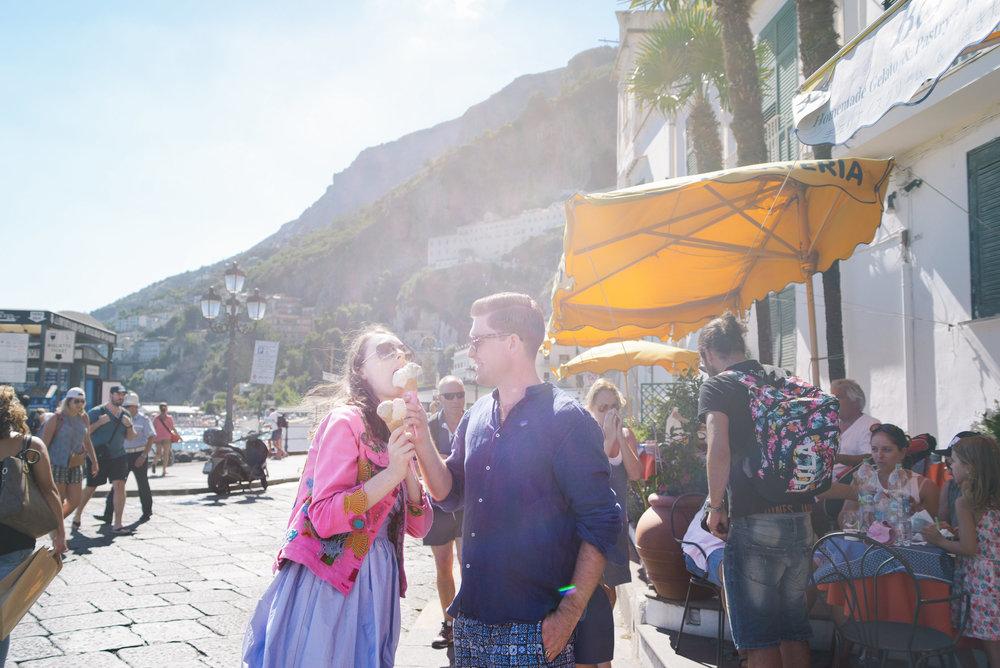 Well Travelled Bride Amalfi Coast Honeymoon Kelsey Genna.jpeg