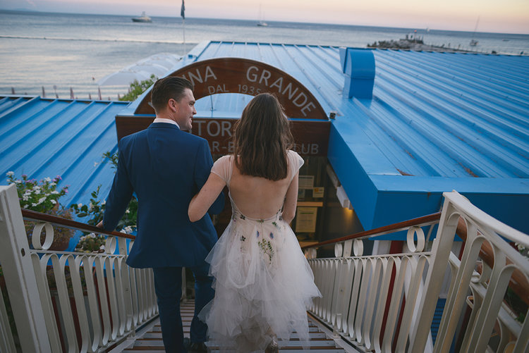 Well+Travelled+Bride+Italy+Honeymoon+Ristorante+Marina+Grande+Amalfi2.jpg