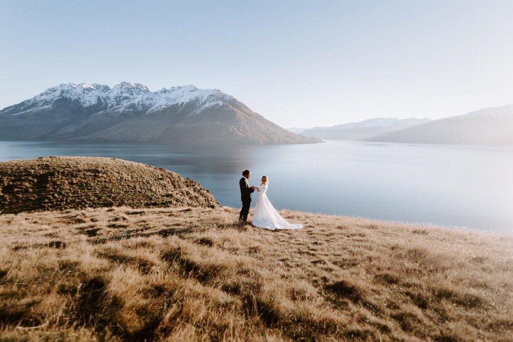 Well Travelled Bride Nemo Bridal Couture New Zealand Lake Wanaka Wedding Dress.jpg