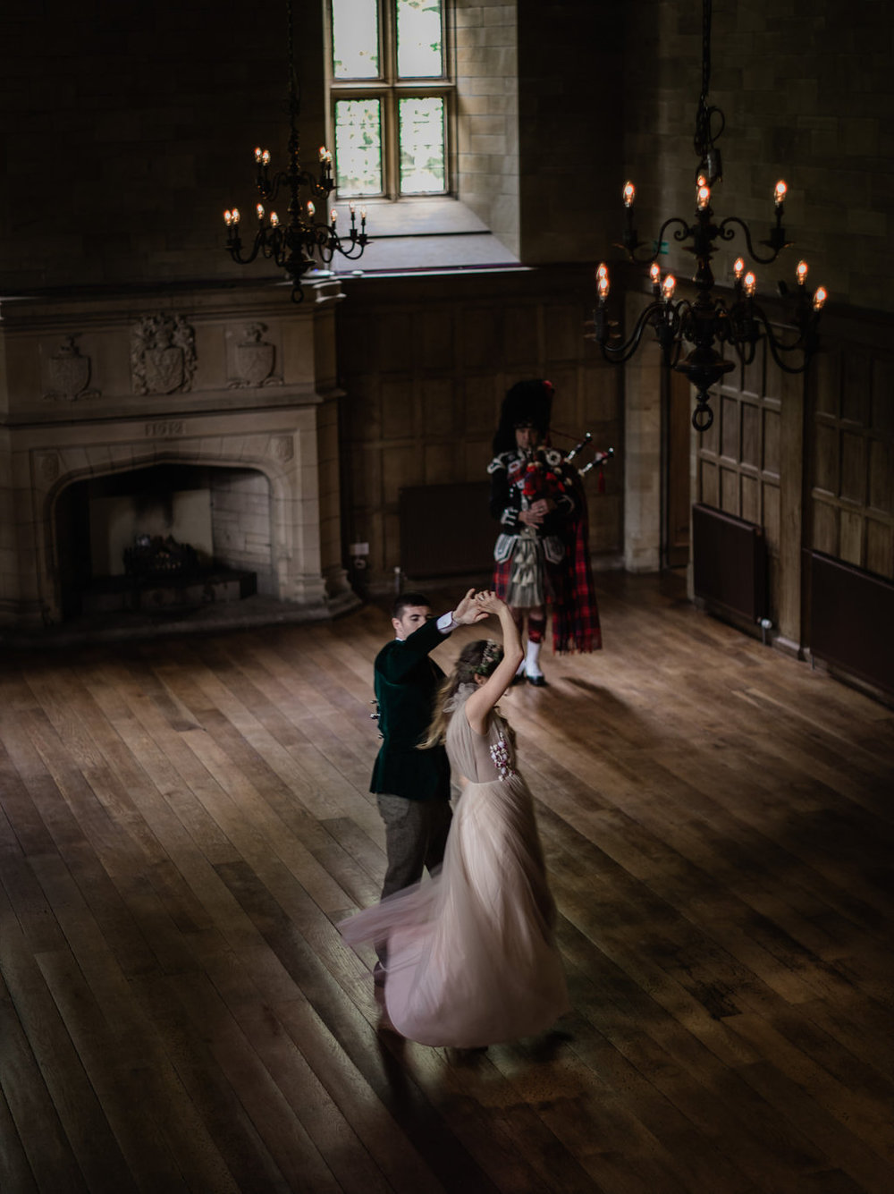 Escape the Ordinary - All fairytales require practical solutions, and we can't think of a better venue to host the wedding of your dreams than Achnagairn Castle, one of the gems of the Scottish Highlands. Not only is Achnagairn Castle a romantic manor on an ancient estate boasting a vaulted ballroom and verdant gardens, it is also comprised of ten designer suites and seven guest lodges that can host up to 120 of your friends and family. Whether your wedding is planned for a snow-dusted winter evening or a bright spring morning, Achnagairn Castle is the perfect backdrop for your fairytale day.Visit WebsiteScottish Highlands, United KingdomPhone: +44 845 057 4212Email: enquiries@perfect-manors.com