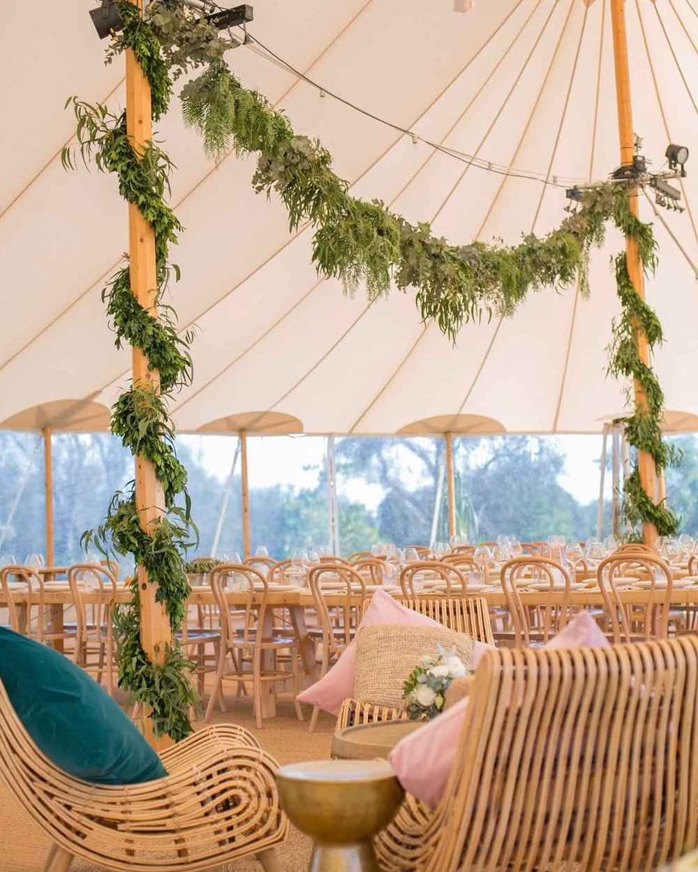 2 Well Travelled Bride Sperry Tents Wedding Hire Services Byron Bay.jpg