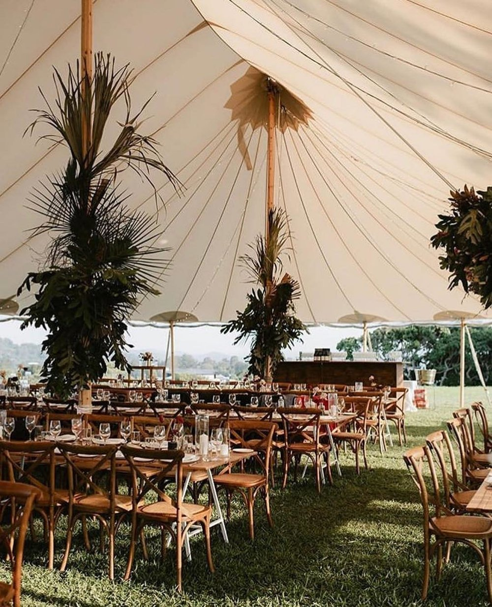 3 Well Travelled Bride Sperry Tents Wedding Hire Services Byron Bay.jpg