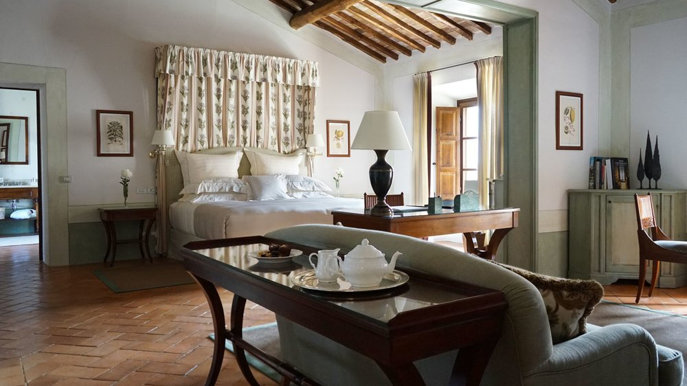 Well Travelled Bride Castello Banfi il Borgo Romantic Honeymoon Hotel Winery Italy 1.jpg