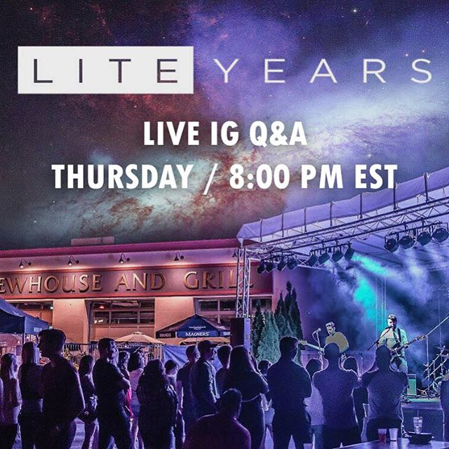 We'll be doing a weekly Instagram Live Q&A every Thursday at 8:00 PM EST starting this week! Leave your questions in the comments below and tune in Thursday night.