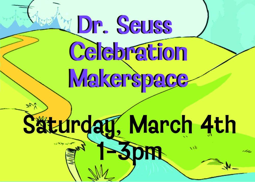 Seuss Makerspace