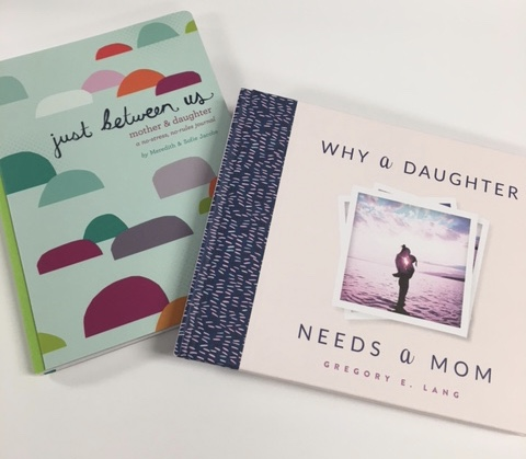 Books for daughters to fit to their moms.