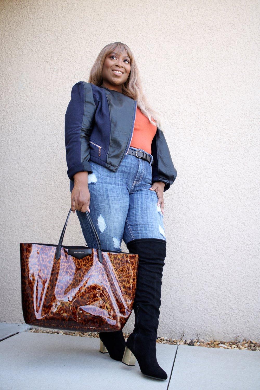 My Top    My Jeans (Similar)    My Boots (Similar)    Bag (Similar)