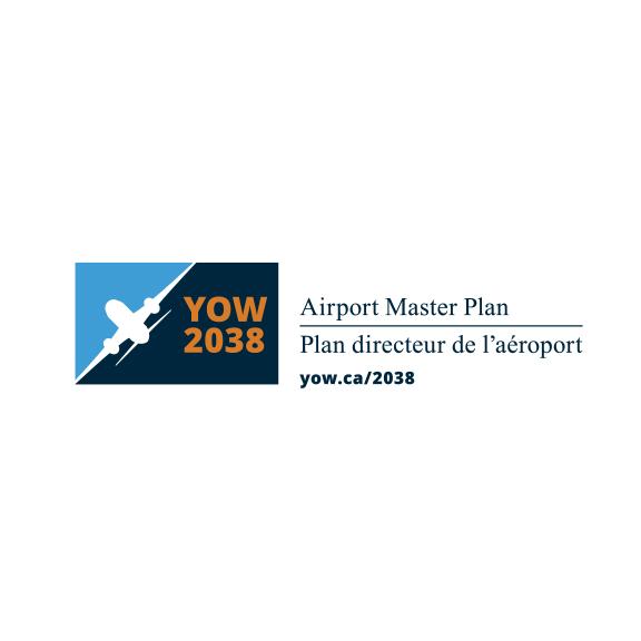 Yow 2038 Airport Master Plan Logo