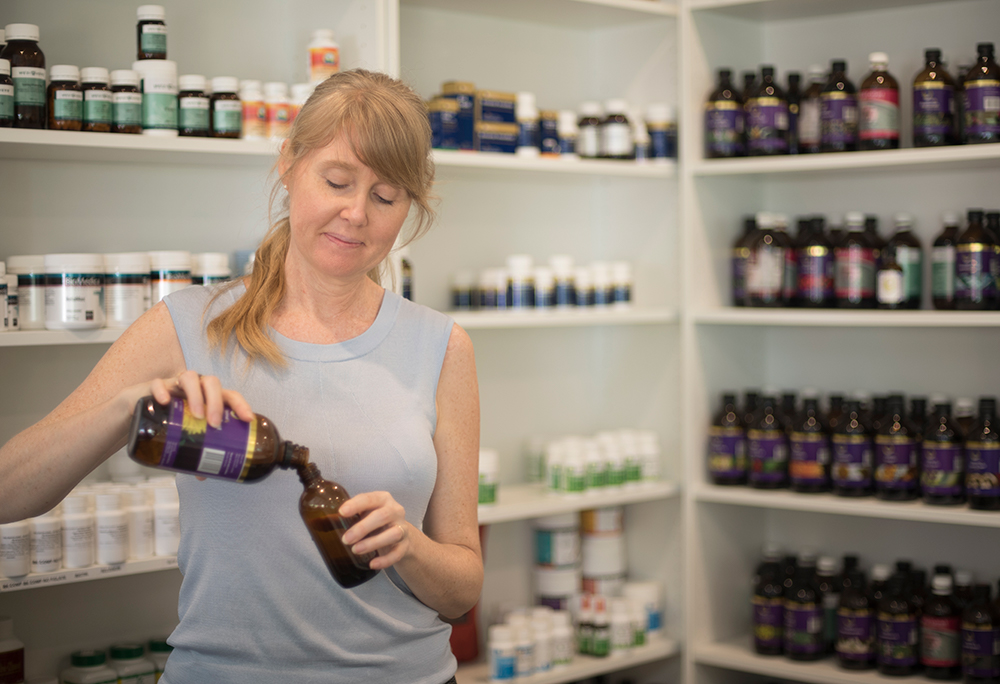 Herbal Dispensary - Open Monday, Wednesday and Friday's between 9am and 5pm. One of our fully qualified Naturopaths will be on hand to assist you.  No appointment necessary.