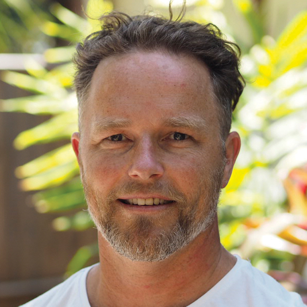 Mark Purser Meditation & YogaBamboo Yoga School -