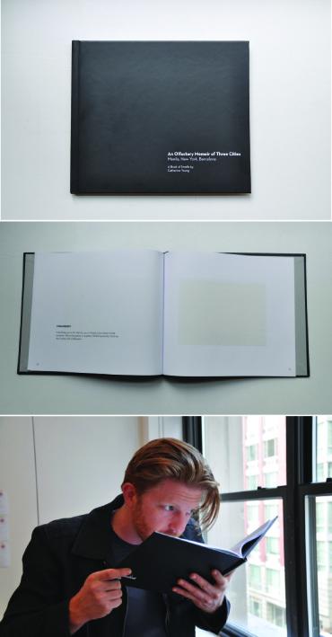 Olfactory Memoir of Three Cities , 2012.