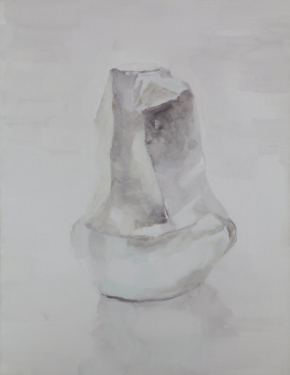 SH1804_Hong Soun_OrdinaryMonument M-1804_oil on canvas_52.5x41cm_2018.JPG