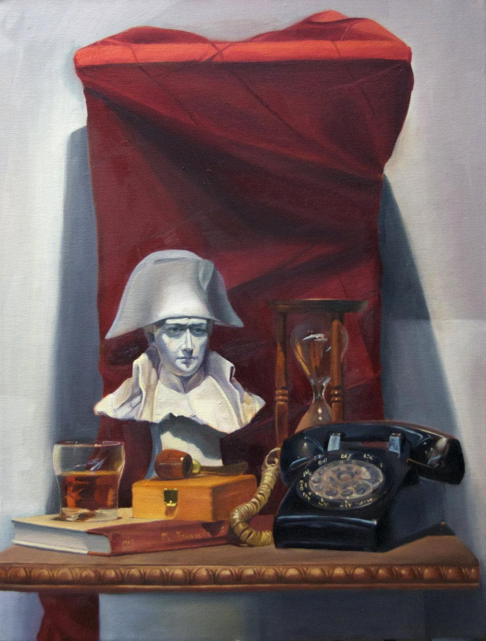 Pegah Samie, Painting 2 student.