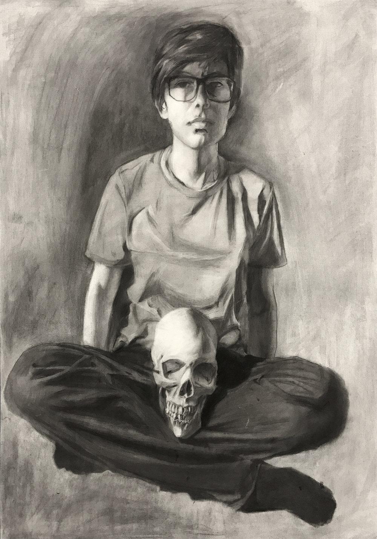 Ren Torres, Figure Drawing student