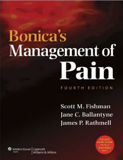 Bonica's Management of Pain 4th Edition.JPG