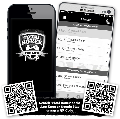 North London Boxing Club App
