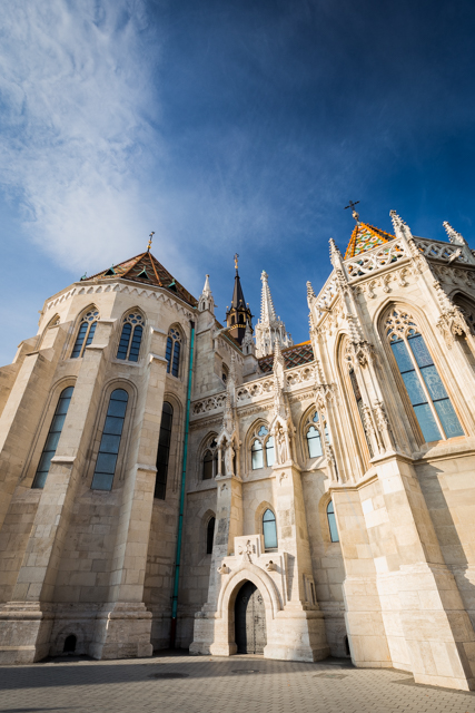 Matthias Church: