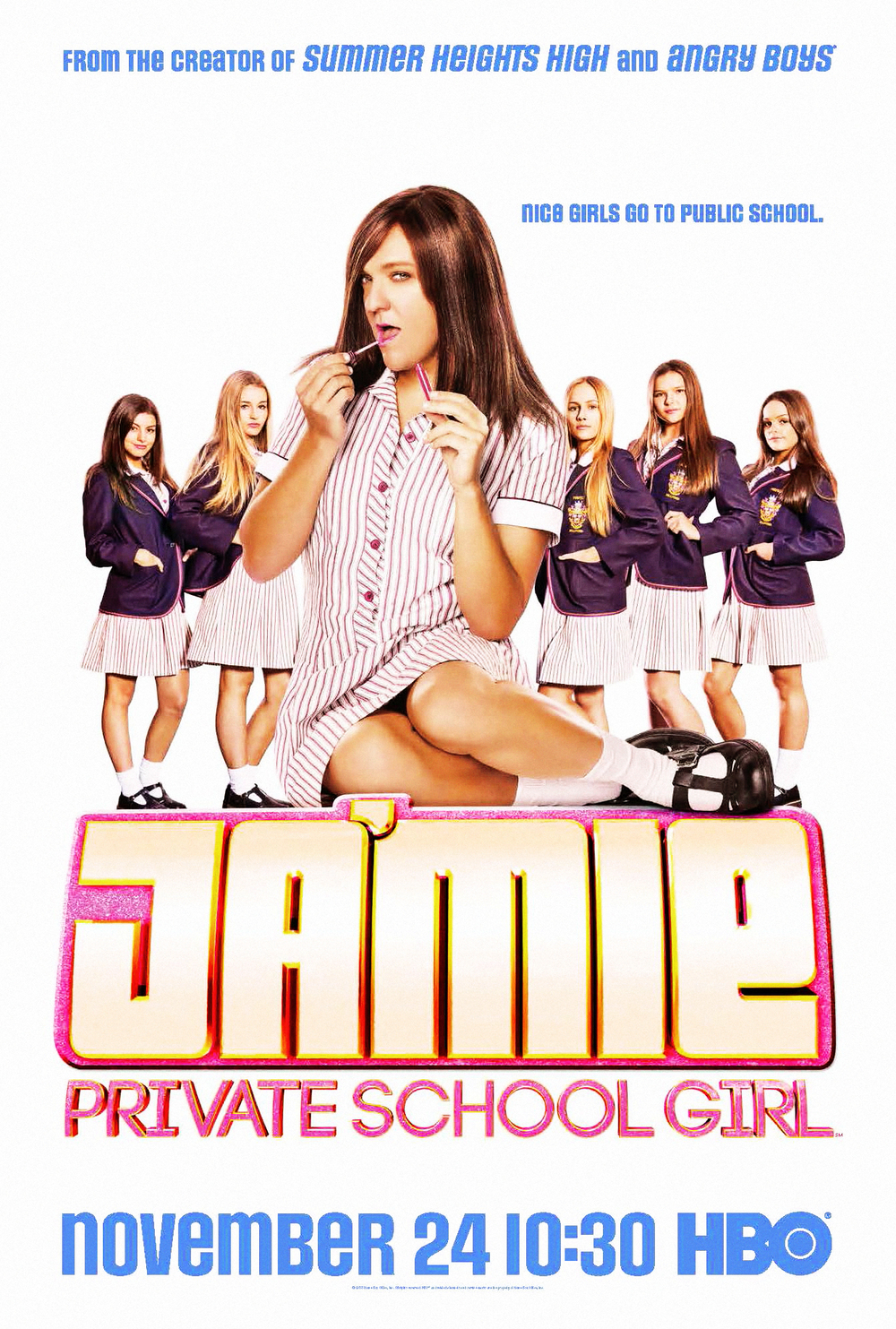 Ja'mie Private School Girl, HBO
