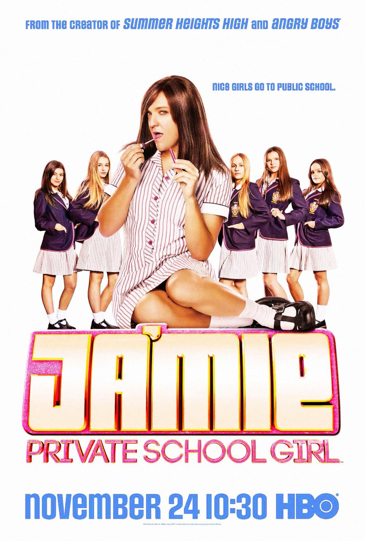 Ja'mie Private School Girl, HBO