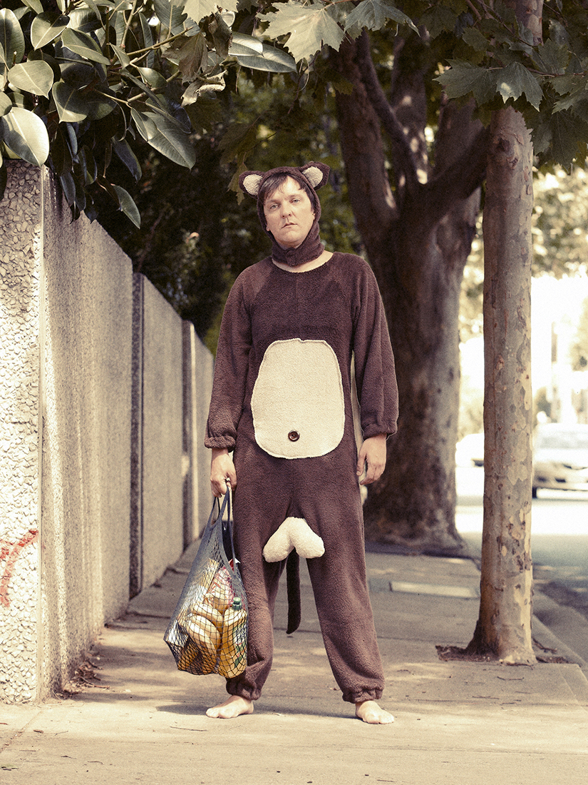 Chris Lilley, MONKEY