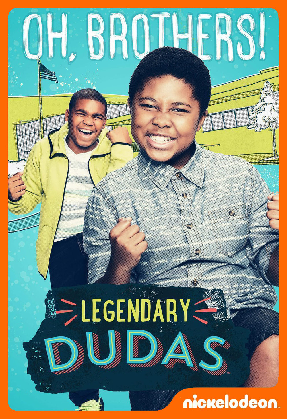 Legendary Dudas, Nickelodeon