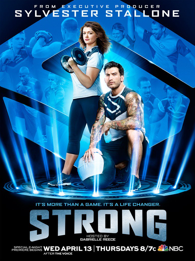 STRONG,    NBC