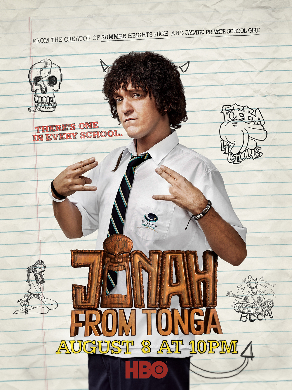 JONAH FROM TONGA , HBO