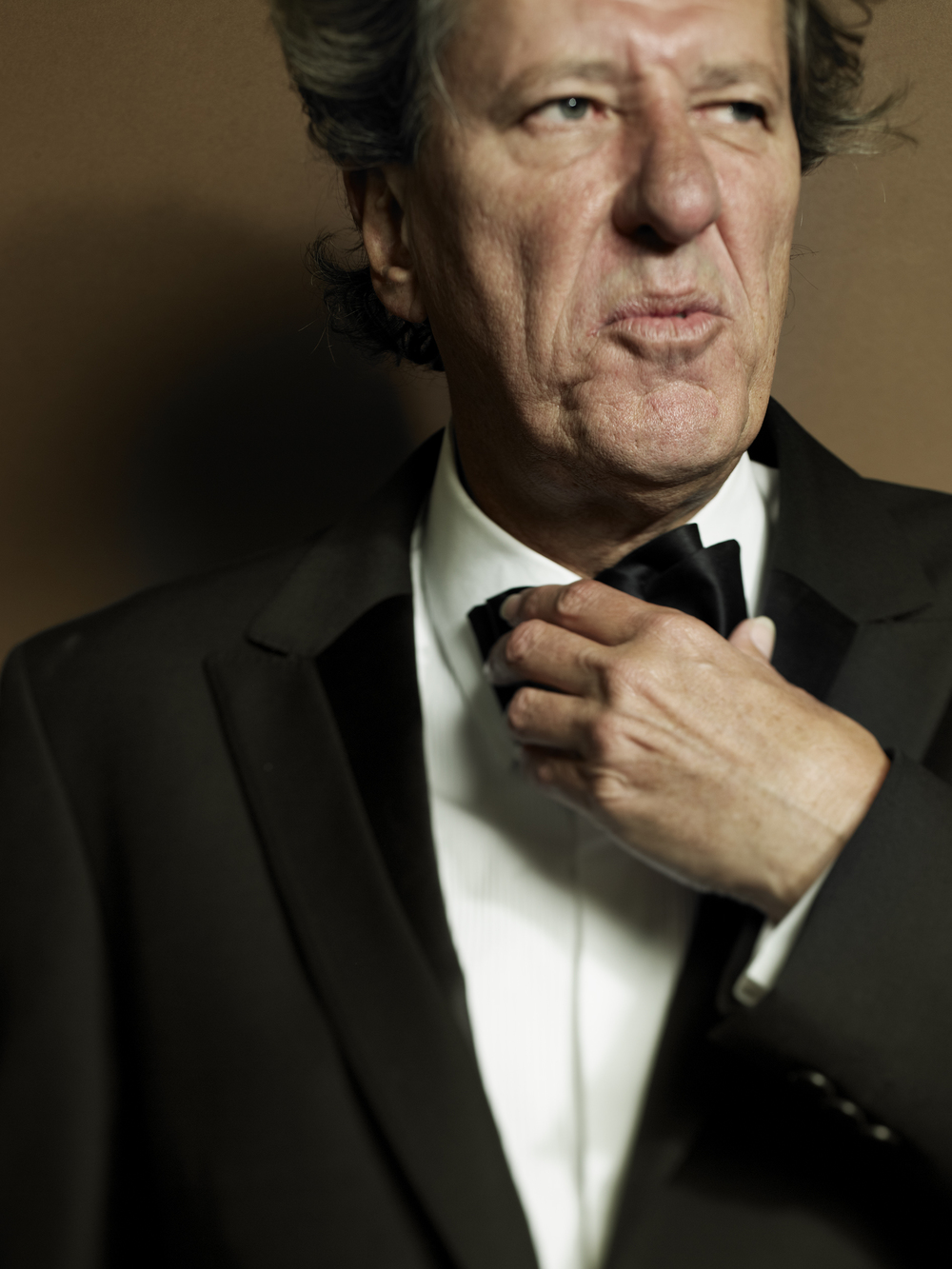 GEOFFREY RUSH  Madison Magazine