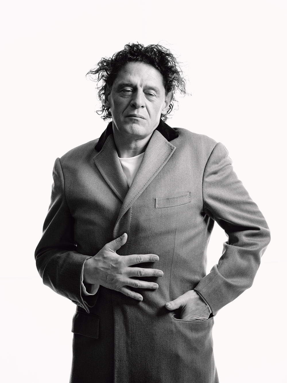 MARCO PIERRE WHITE  Masterchef