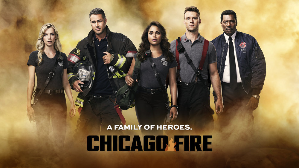 CHICAGO FIRE, NBC