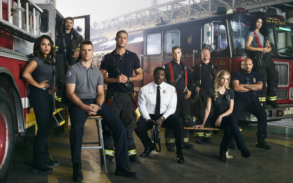 CHICAGO FIRE, NBC