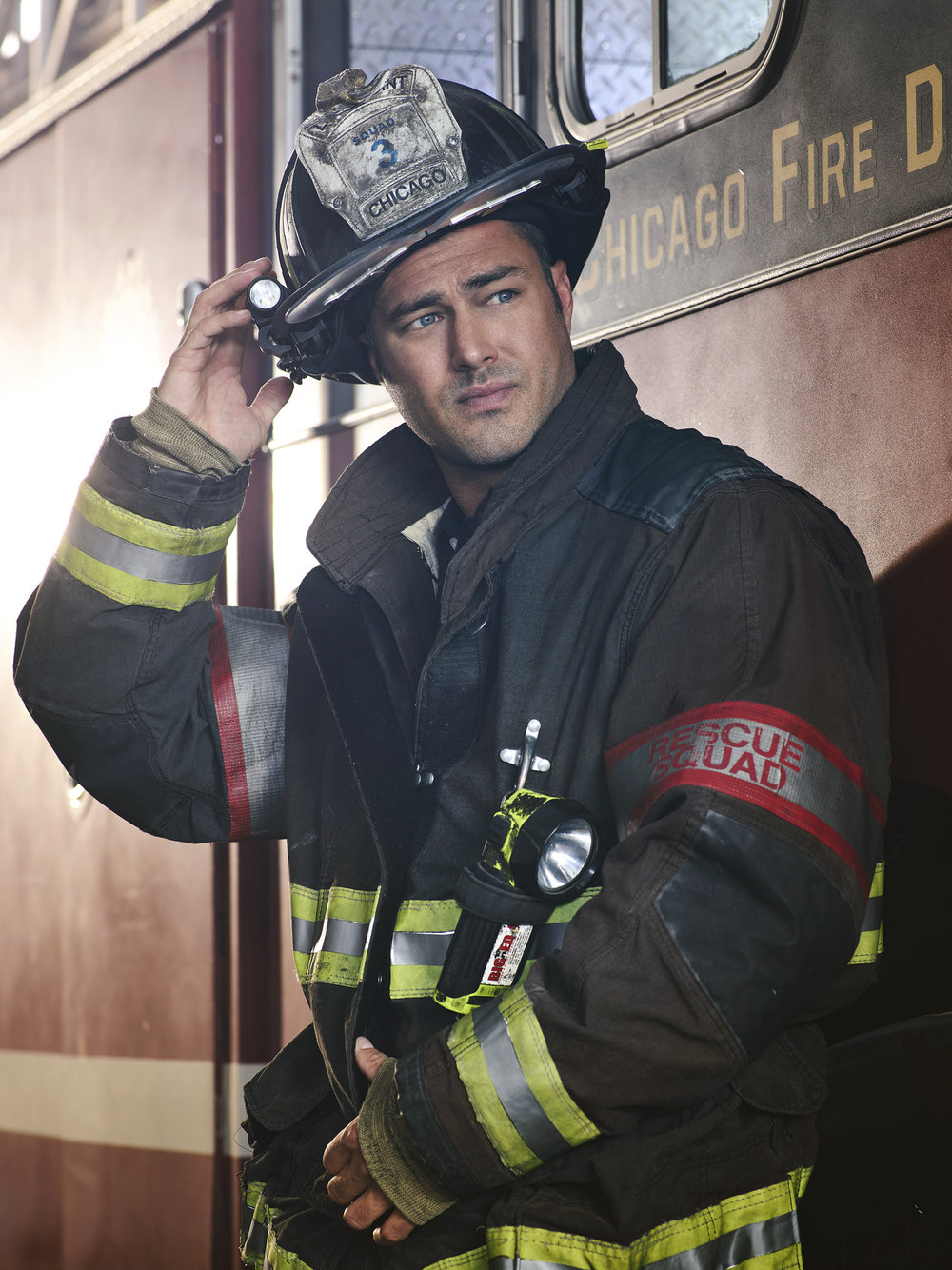 CHICAGO FIRE, NBC - Taylor Kinney