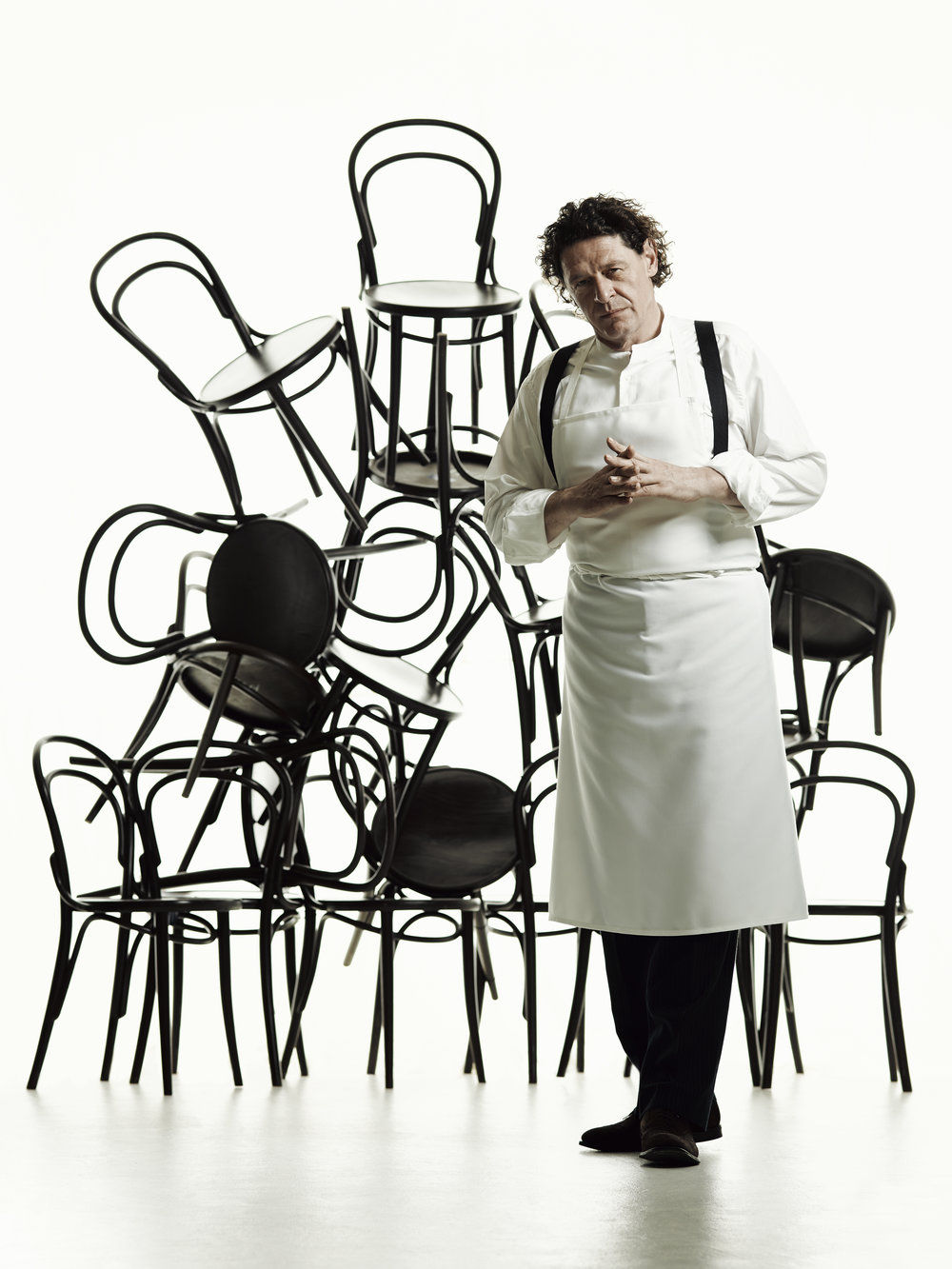MARCO PIERRE WHITE - Masterchef