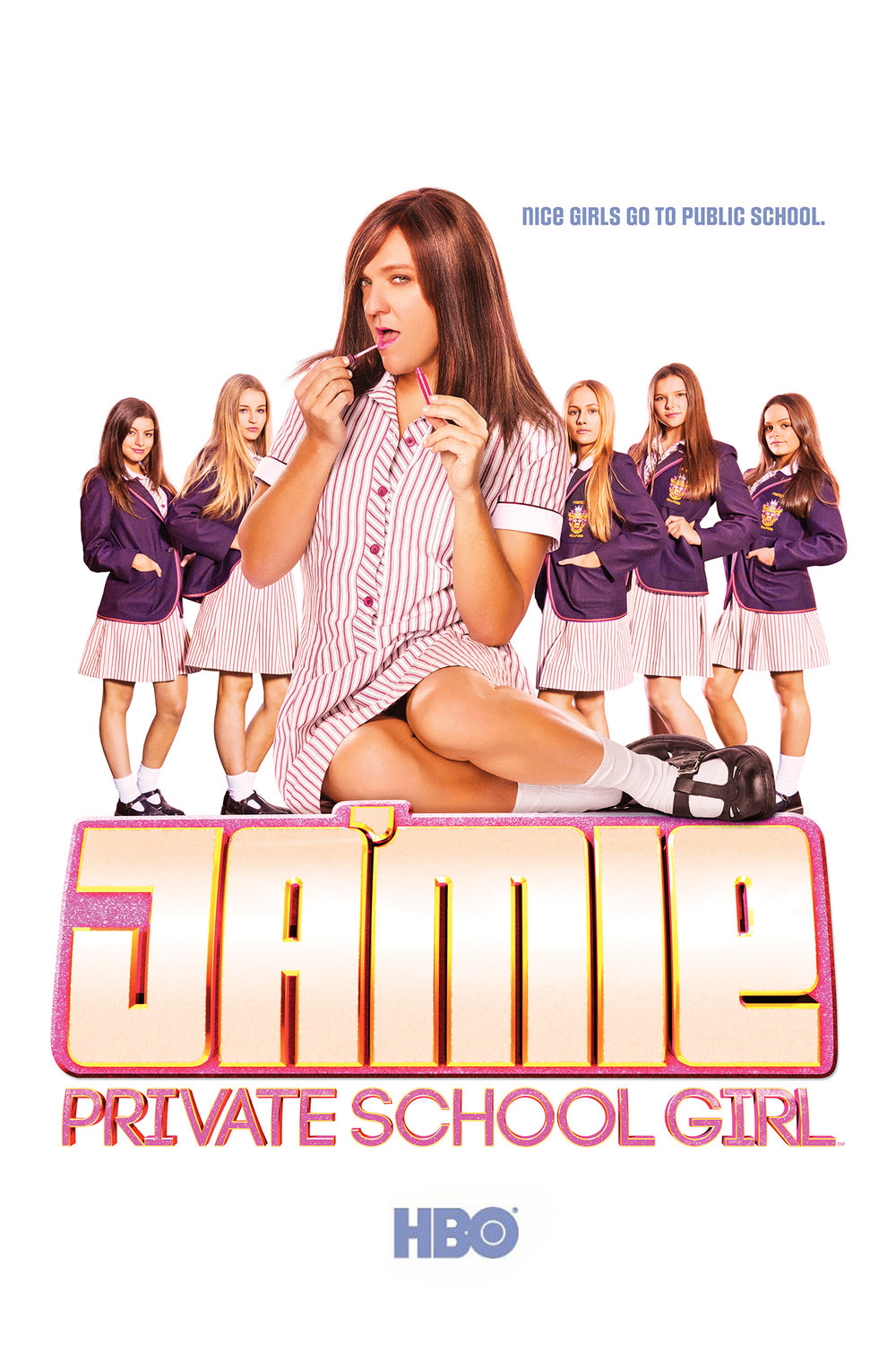 JA'MIE PRIVATE SCHOOL GIRL , HBO