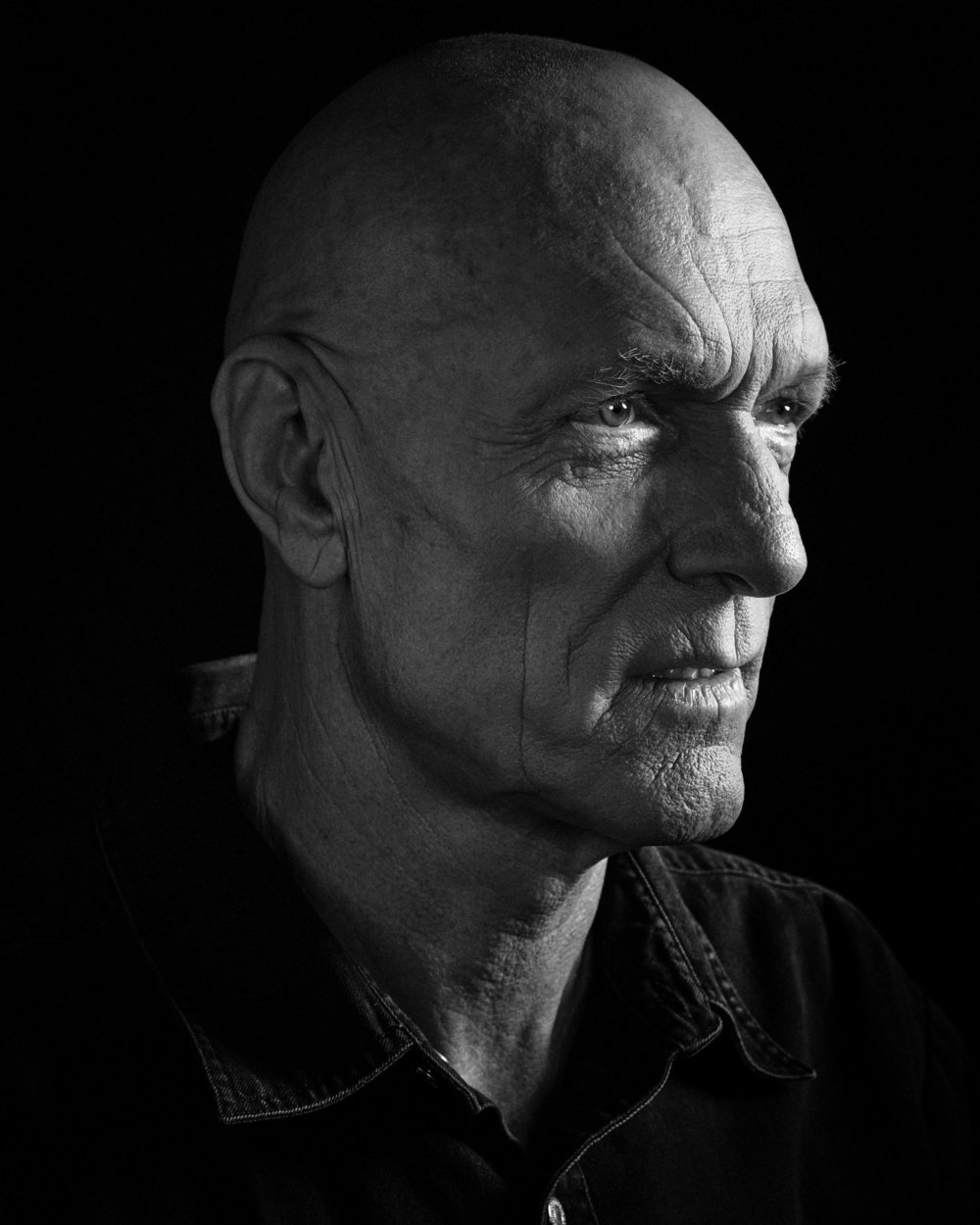 Peter Garrett, photo John Tsiavis