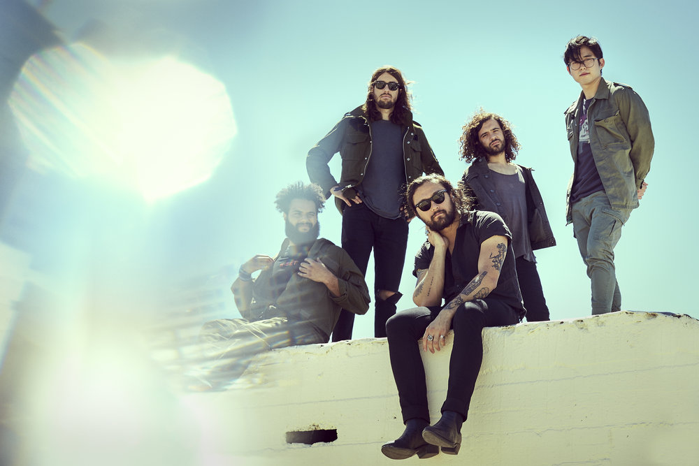 Gang of Youths, photo John Tsiavis 6