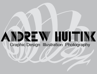 Andrew Huitink Design and Illustration